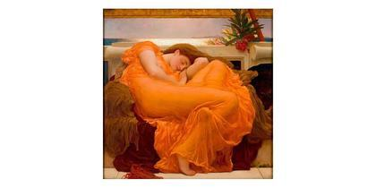 Flaming June (Junio ardiente)