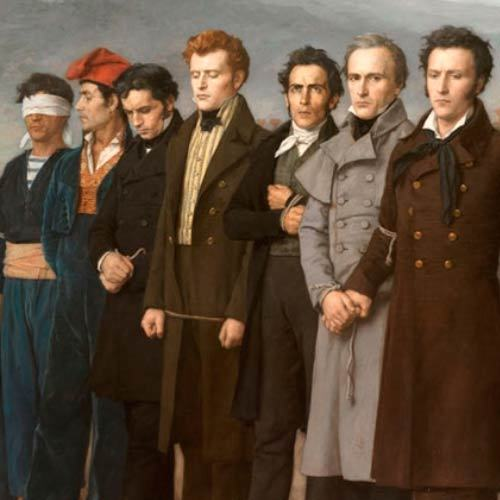 Inauguración de la Exposición del Prado