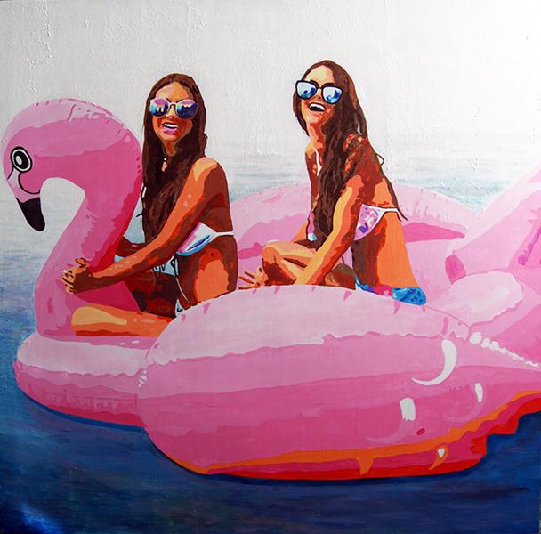 Serie flotadores III