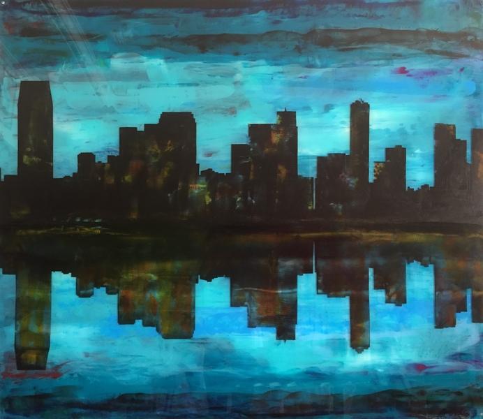 Ciudad en el agua