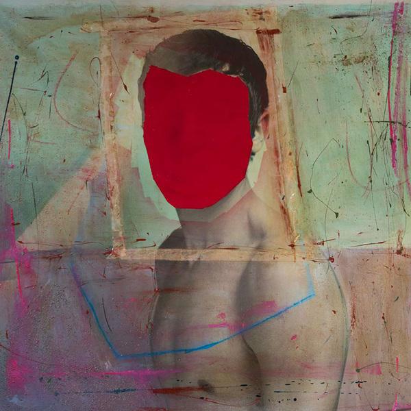 Hombre sin Rostro (Rojo)